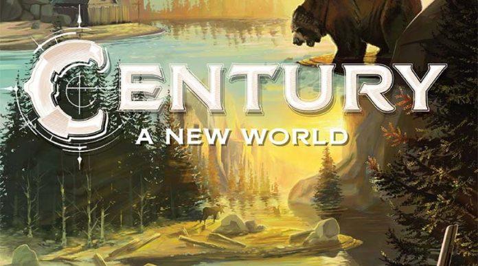 Logotipo de Century: Un Nuevo Mundo