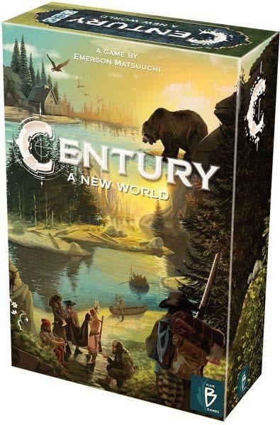 Portada de Century: Un Nuevo Mundo