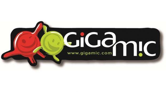 Logotipo de Gigamic