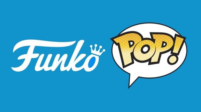 Logotipo de Funko Pop
