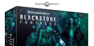 Blackstone Fortress Traitor Command