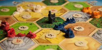 Imagen de Catan, unpo de los primeros juegos de estrategia modernos