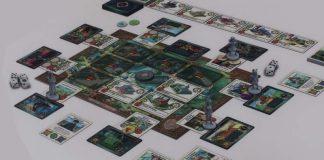 El juego de mesa de Ni no Kuni II