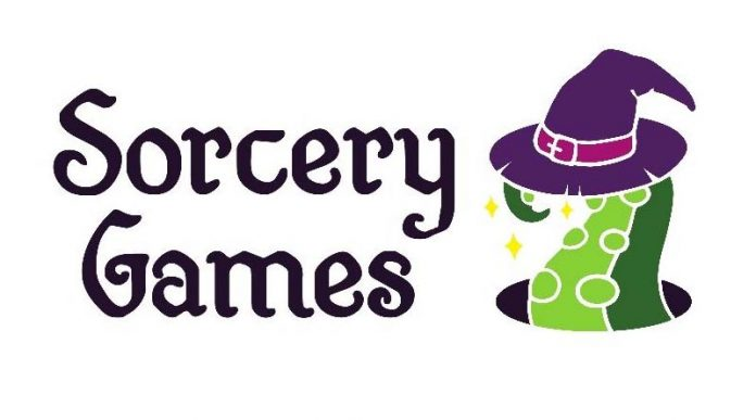 Logotipo de Sorcery Games