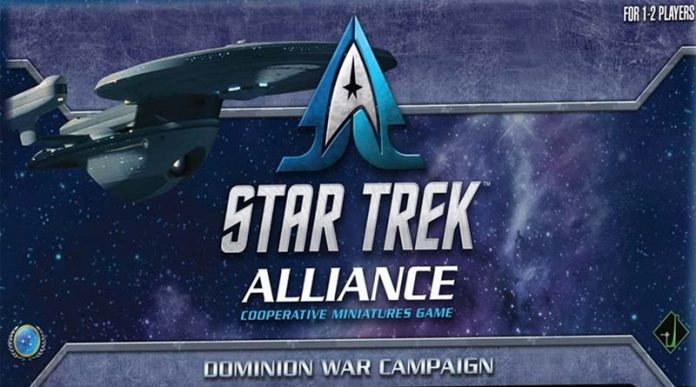 portada Star Trek: Alliance - Dominion War Campaign