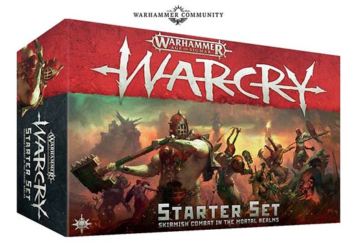 Warhammer Age of Sigmar Warcry