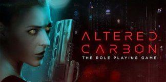 Imagen Promocional del juego de rol de Altered Carbon