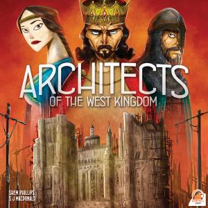 Portada de arquitectos del reino del oeste