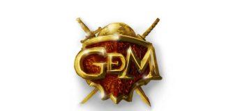 Logotipo GDM Games