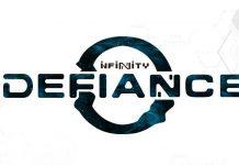 Logotipo de Infinity Defiance