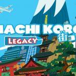 Portada de Machi Koro Legacy