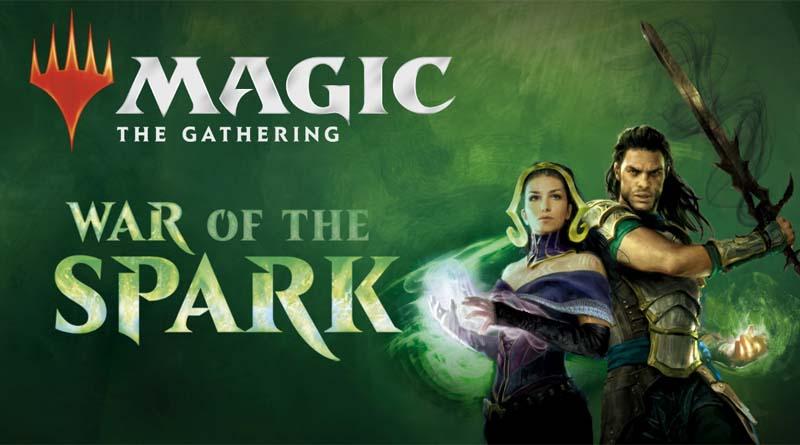 Resultado de imagen de mtg war of the spark
