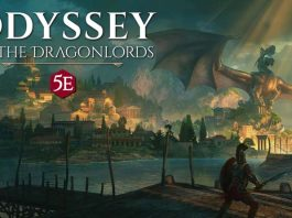 Arte de Odyssey of the Dragonlords