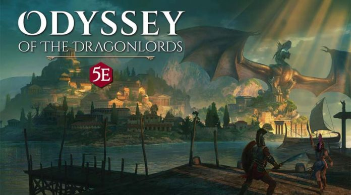 Arte de Odyssey of the Dragonlords