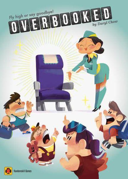 portada de Overbooked