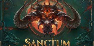 Portada de Sanctum