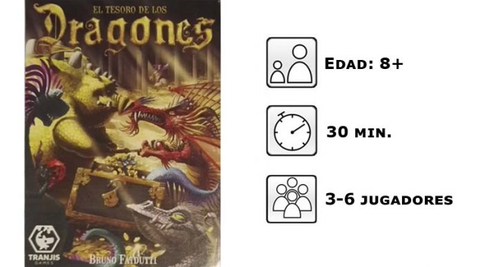 Datos de El Tesoro de los Dragones