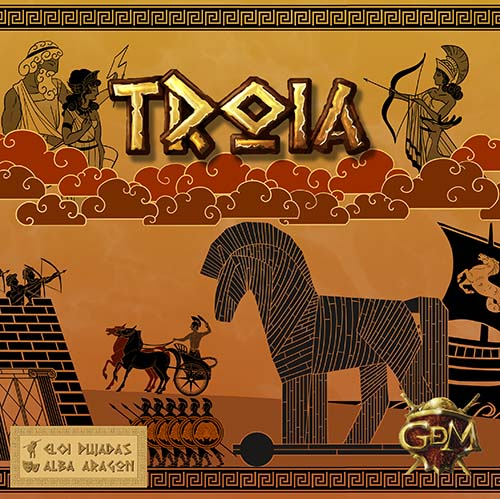 Portada de Troia
