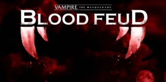 Logotipo de Vampiro: La Mascarada Blood Feud