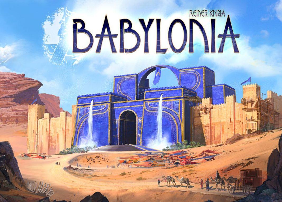 Portada de Babylonia