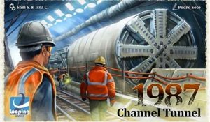 Portada de 1987 Channel Tunnel