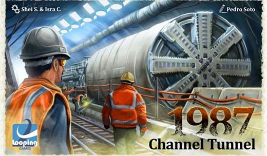 Portada de 1987 Channel Tunnel