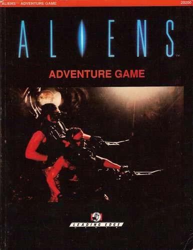 Portada del RPG de Aliens de 1986