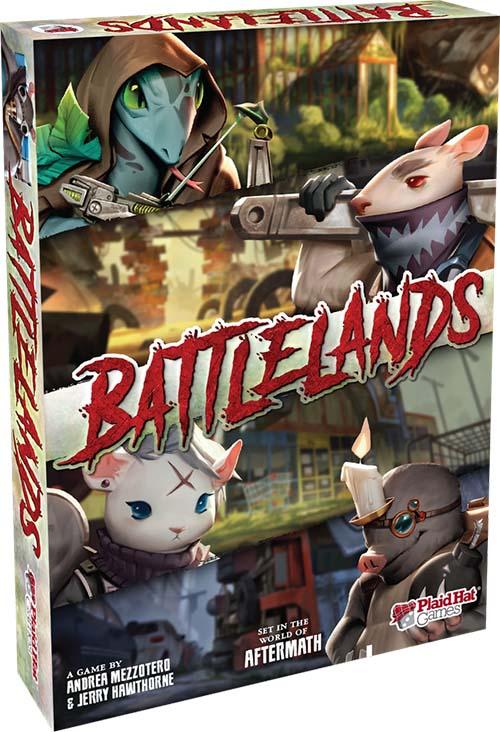 Portada de Battlelands