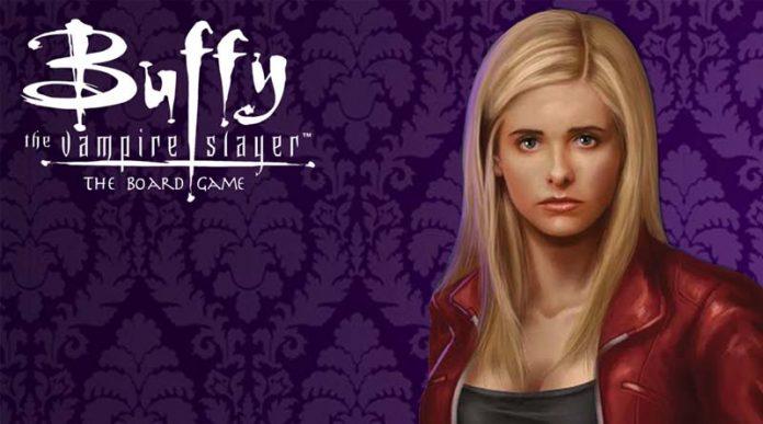 Componentes de Buffy The Vampire Slayer: The Board Game