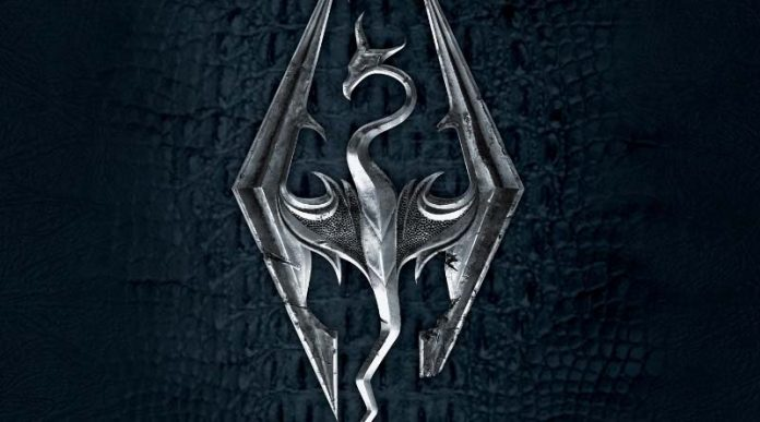 Logotipo del juego de mesa The Elder Scrolls: Call to Arms