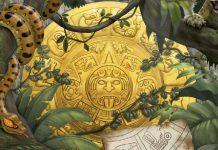 Detalle de la portada del juego ¡Escapa! El Misterio de El Dorado