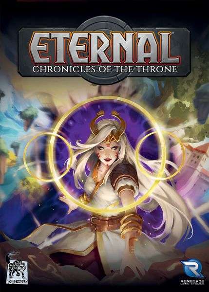 Portada de Eternal: Chronicles of the Throne