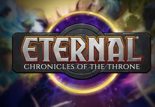 Logotipo de Eternal: Chronicles of the Throne