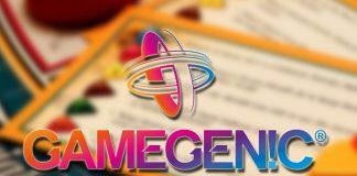 Montaje con logo de Gamegenic