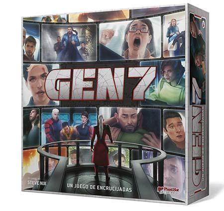 Portada de Gen7: A crossroad Game