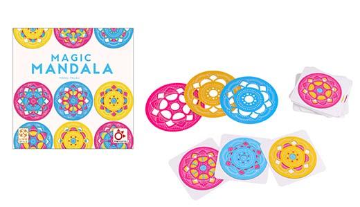 Magic Mandala juego de mesa