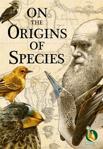 Portada On the Origins of Species