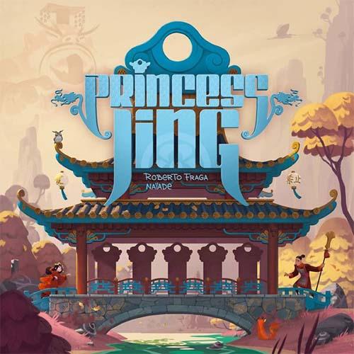 Portada de Princess Jing