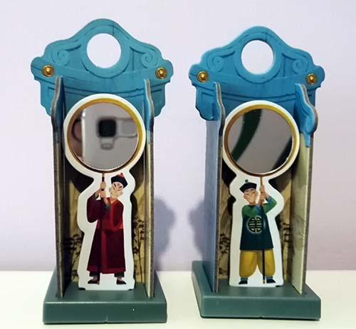 Los portadores del espejo