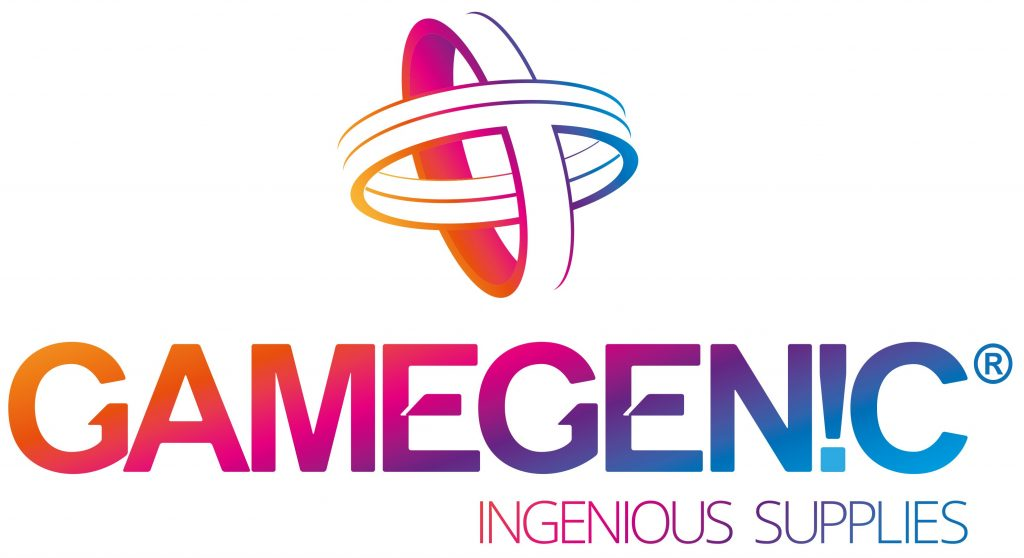 Logotipo de Gamegenic