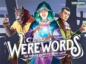 Portada de Werewords