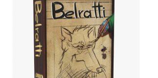 Portada de la edición en castellano de Games4gamers de Belratti