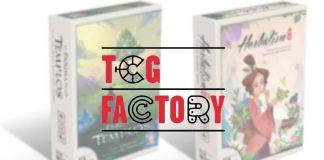 El enigma d elos templos y Herbalism, novedades de TCG Factory