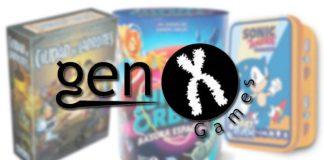 Novedades de Verano de Gen X Games