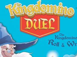 Logotipo de Kingdomino Duel