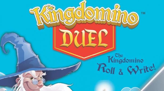 Logotipo de Kingdomino Duel