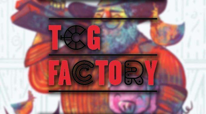 Rolling ranch, novedad de TCG Factory