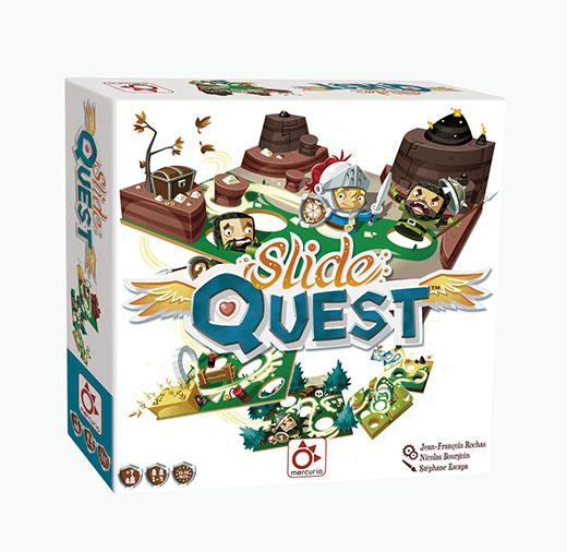 Portada de Slide Quest