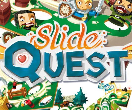 Loqotipo de Slide Quest