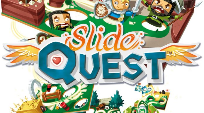 Loqotipo de Slide Quest